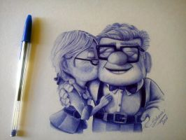 old love! by flak2013