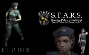 Jill Valentine Wallpaper by wolodin