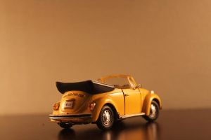 Beetle Cabrio by vudin