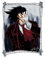 Alucard Hellsing by dreamwatcher7