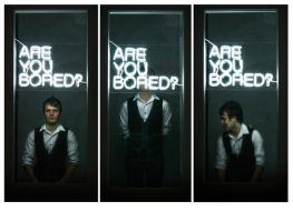 are you bored? by Farshore