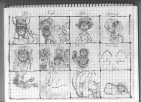 Storyboard for First Movie- 3 by Nekoyasha12