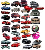 Cars png icons by amirajuli