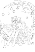 RWBY : Bumblebee holidays (WIP) by dishwasher1910