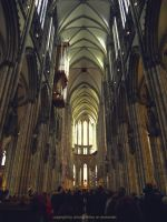 Cologne - inside the Dome 01 by unluckyfellow