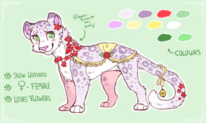 Leopard Adoptable AUCTION by Fayven