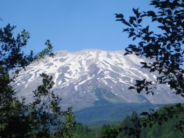 Mt. St. Helens View 2 by deoris