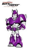 CYCLONUS - ROBOT MODE by Bots-of-Honor