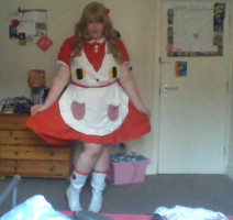 Bee and Puppycat cosplay by Kota-pout