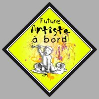 future artiste a bord by CaroRichard