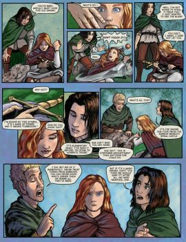 Prydain: the Graphic Novel, Chapter 10 Page 2 by saeriellyn