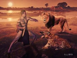 The Beastmaster by Julianez