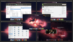 Current Ubuntu 12.10 by WanMudD