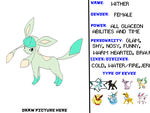 AtlanticEevees Application 1 by GPIsMyWannabe