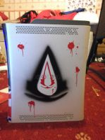 Assassins Creed Xbox right by xRubiMalonex