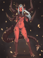 Ember Commission by sa-ryong