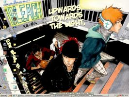 Bleach Bleach and BLEACH by Washu-M