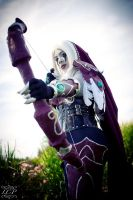WoW - Lady Sylvanas Windrunner by LiquidCocaine-Photos