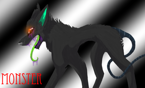 The Monster Oustside EDIT by Core-of-Lore5657