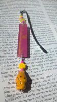 Chibbi Bunny Bookmark by Spritzykins