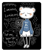 Luminous (GIF) by robotboyfriend