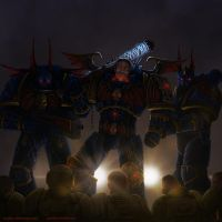 Warhammer/TWD: Night Lords Eeny Meeny Miney Mo by Soulfein
