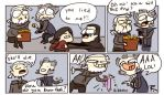 The Witcher 3, doodles 202 by Ayej