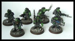 Grot Rebellion Kommandos by Proiteus