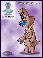 Bio: 2048 the Shiny Beheeyem