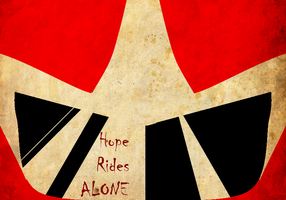 Hope Rides Alone by gidrod