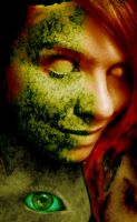 Infected Woman by sixstringtorment666