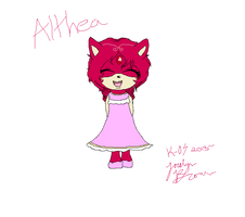 Althea by ChaosBlast06