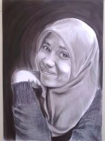 Commissioned Art Work  by Ahmad Dzaki Mustari by Muhammad-Yusri