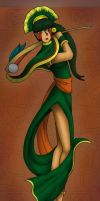 Quetzal by MuseWhimsy