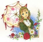 parasol girl by Catharin4