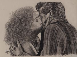 The Kiss by 11thDoctor