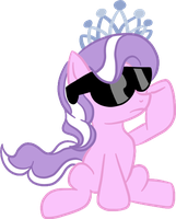 Diamond Tiara Swag by InfernalDalek