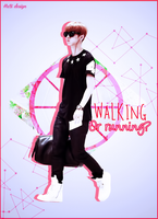 Graphic #2: Walking or running- By Hello Cupid by HelloCupid