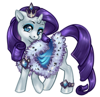Halloween Rarity by bricu
