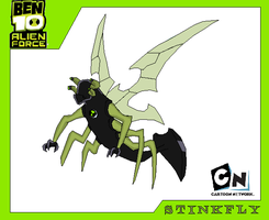 Stinkfly-Ben 10 Alien Force by Bentenny10