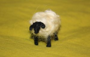 Tiny Sheep by Madelei