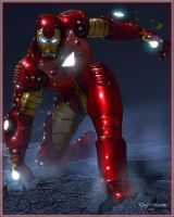 IronMan by ubald007