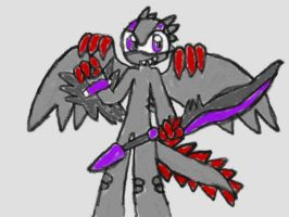 :PC: Gore Magala Mobian by SurgeCraft