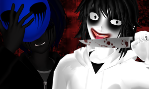 [MMD] met the wrong peple? by PocketChocolate
