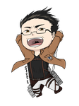 SnKChibi!Mark by Key-Mu