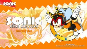 Sonic the Comic : Charmy Bee by ThePandamis