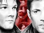 Blood Is Thicker - Winchester Brothers by DontSpeakSilent