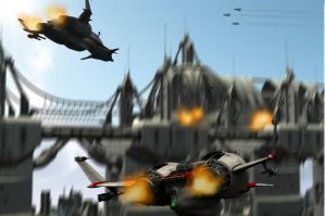 Close Air Support by Bodak1984