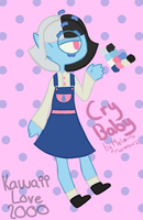 Blumenaugen Contest Entry 'Cry Baby' by KawaiiLove2000