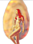 Naked Egg by ShadowessofFlames